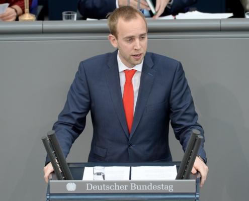 Deutscher Bundestag / Achim Melde
